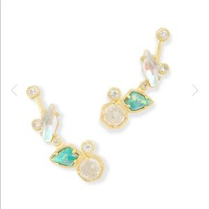 Kendra Scott Jewelry - Kendra Scott Troian in gold